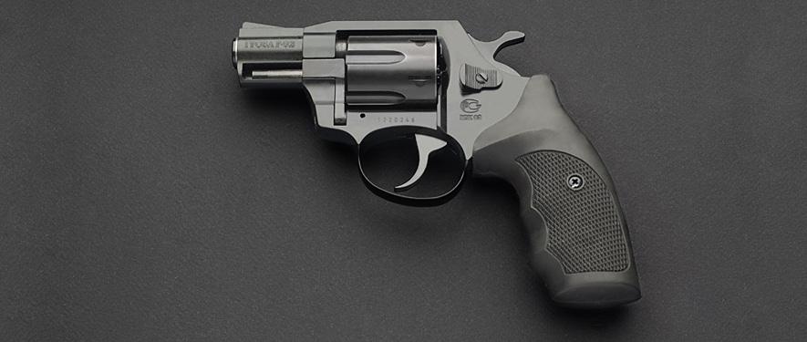 Револьвер гроза р 02